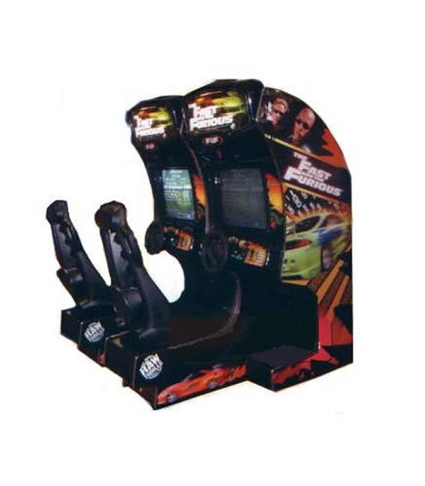 Fast and Furious Arcade Machine