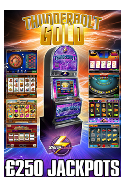 Club Machine £250 Jackpot