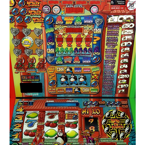 casino fruit machines for sale
