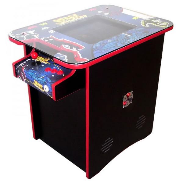 space invaders arcade machine