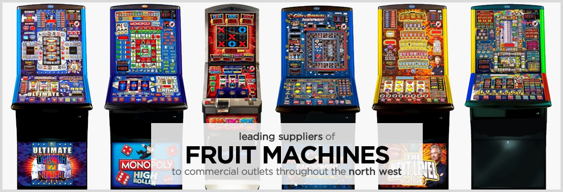 Fruit machines Manchester