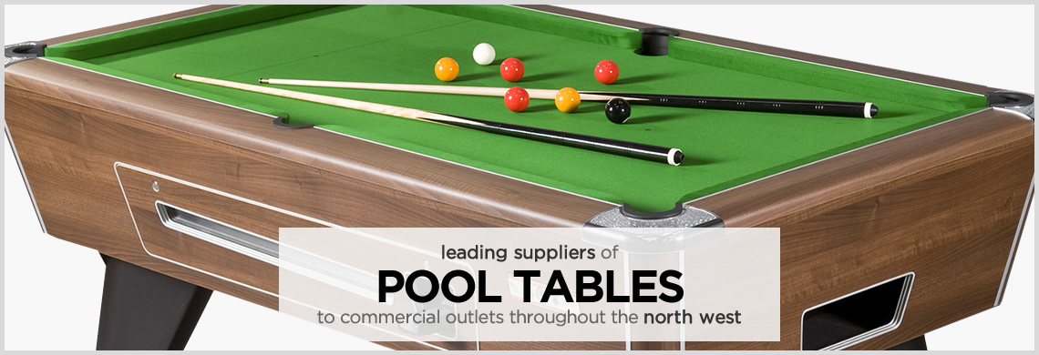 Pool tables for pubs and clubs
