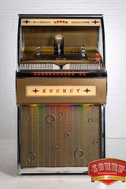 Rocket Jukebox