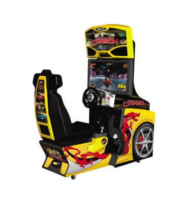 Need For Speed Arcade Machine