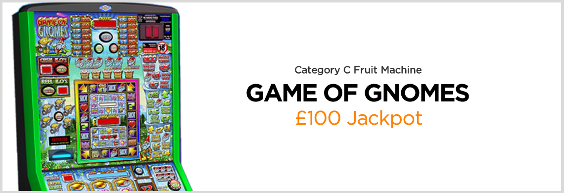 Game of Gnomes - £100 Jackpot AWP