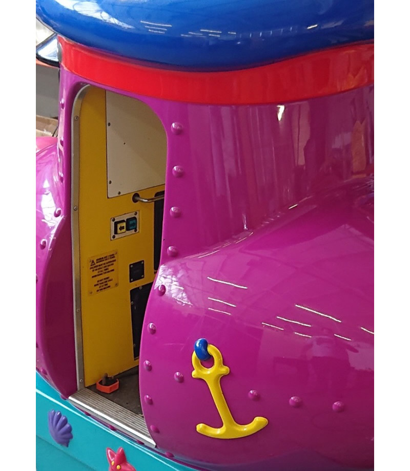 Non Gaming Childrens Rides