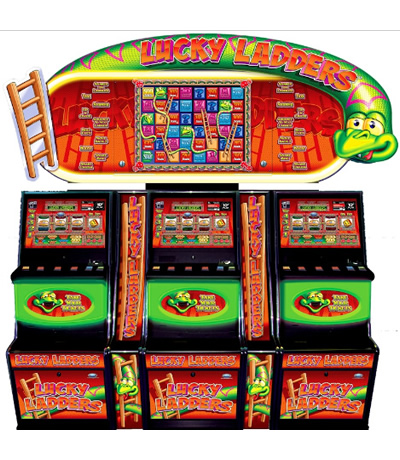 Lucky Ladders Non Gaming Machine